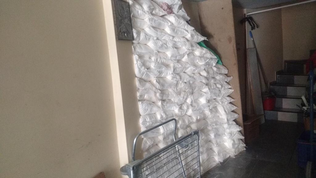 TİDER'den Derneğimize 500 Kişilik Gıda Paketi Desteği